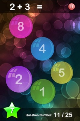Bubble Maths - Free