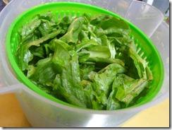 野菜の水分を飛ばす