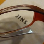 JINS店舗で売り切れだった花粉メガネ
