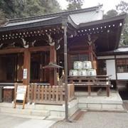 出世ご利益で有名な高麗神社