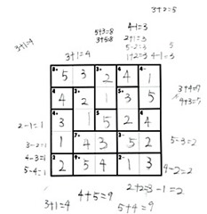 賢くなるパズル