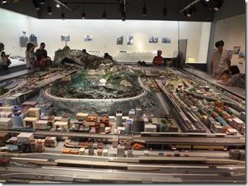 狭山博物館鉄道模型展