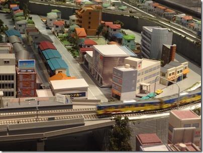 狭山市立博物館鉄道模型展展示2