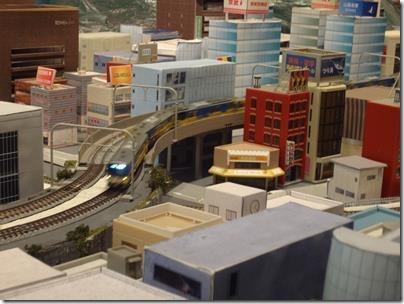 狭山市立博物館鉄道模型展展示