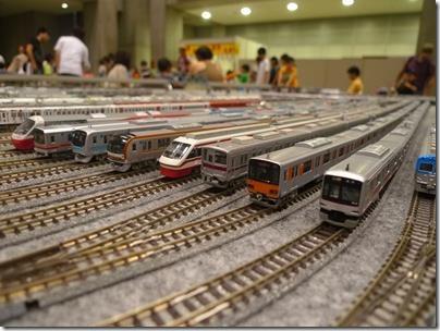 第5回全国高等学校鉄道模型コンテストNゲージ