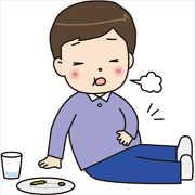 胃もたれ解消