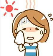 熱中症の危険な症状