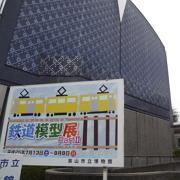 狭山市立博物館鉄道模型展