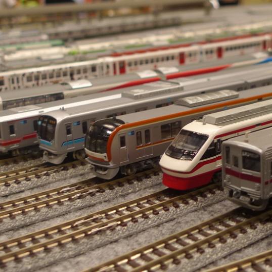 第5回全国高等学校鉄道模型コンテスト