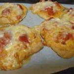 ピザを子どもと手作り