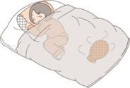 良い睡眠には湯たんぽ